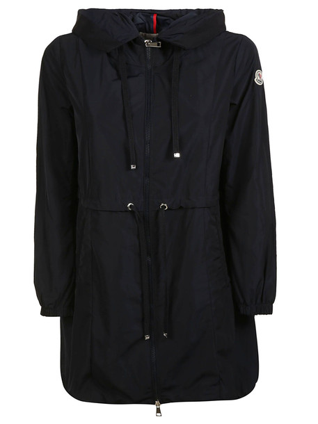 Moncler Hooded Jacket in navy