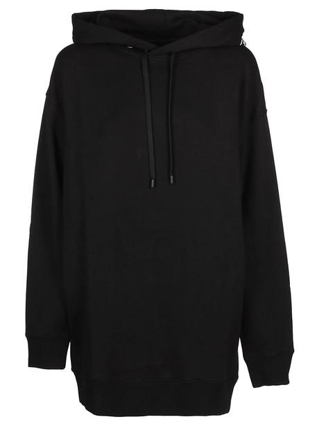 Maison Margiela Oversized Hoodie in black