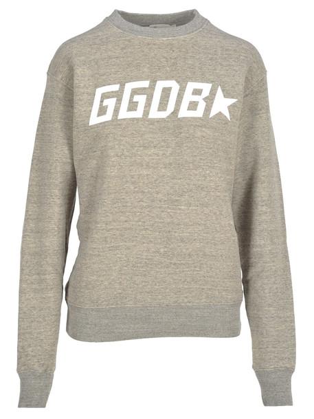 Golden Goose Golden Goose Logo Print Sweatshirt