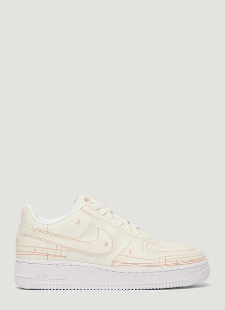 Nike Nike Air Force 1 Sneakers in White size US - 06.5