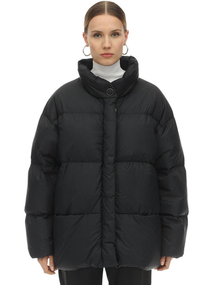 IENKI IENKI Cloud Ultra Light Matte Down Jacket in black