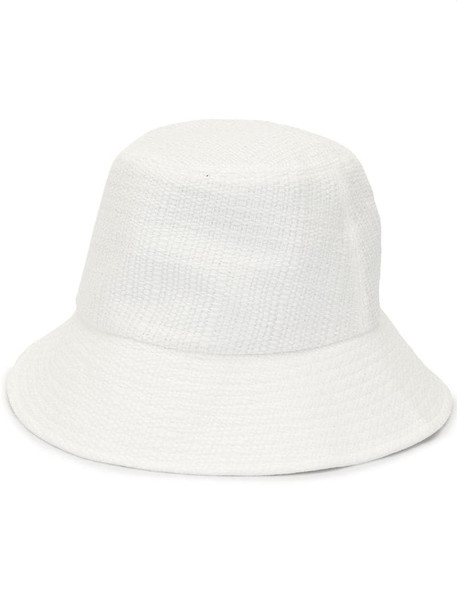 Eugenia Kim Toby high hat in white