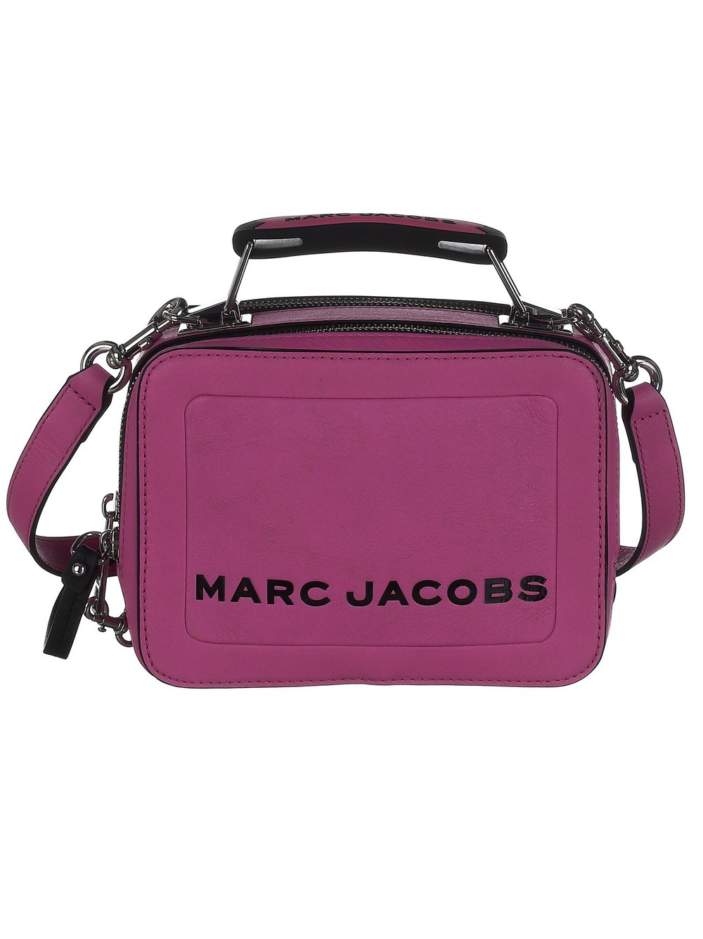 Marc Jacobs The Box Shoulder Bag in pink