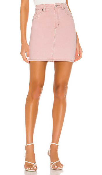ROLLA'S High Mini Skirt in pink