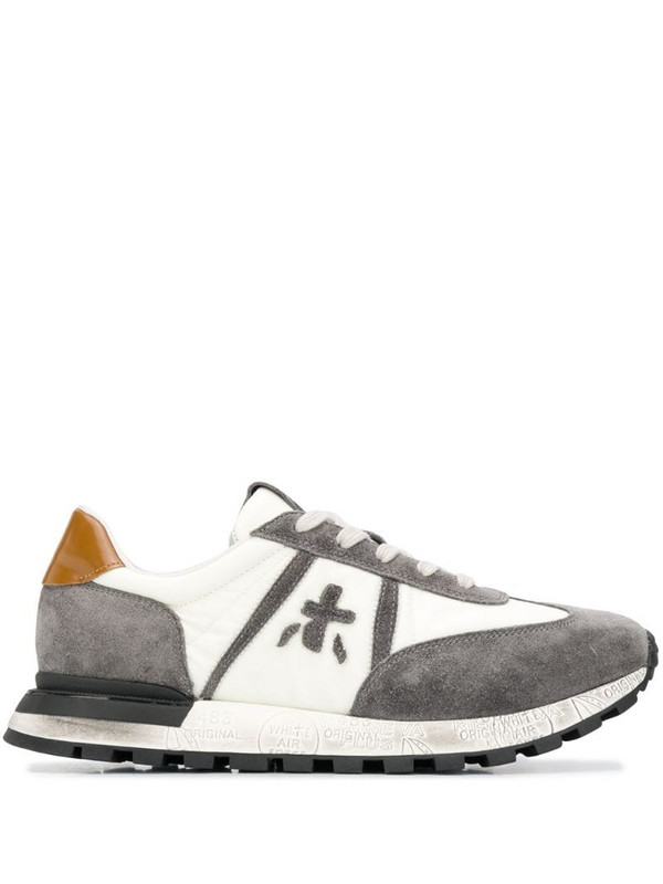 Premiata John Lowd low-top sneakers in grey