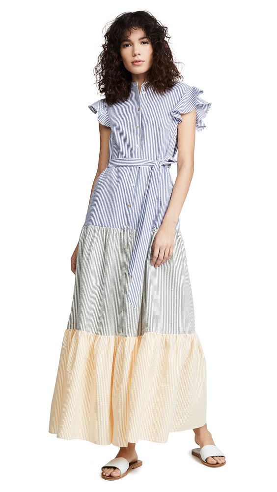 PALOMA BLUE Jackie Dress in multi