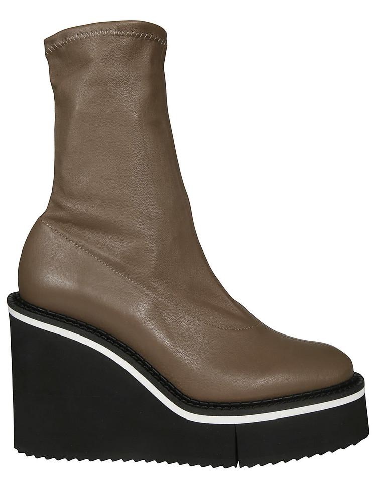 Robert Clergerie Bliss Platform Boots in black