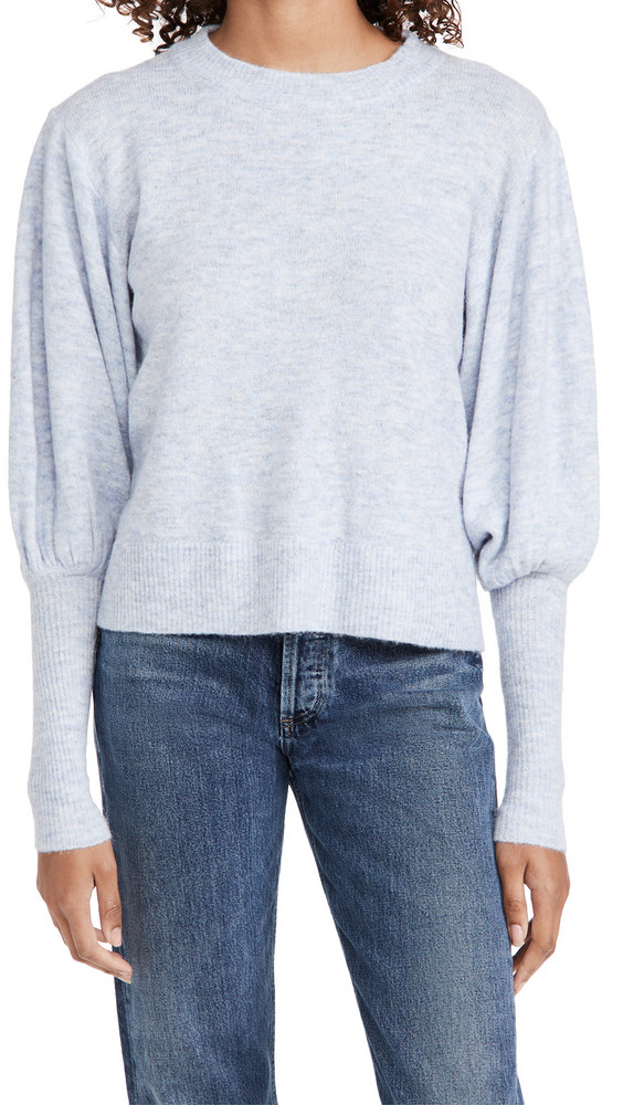 Line & Dot Jodie Sweater in blue