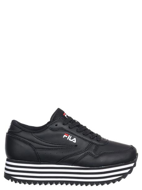 Fila Orbit Sneakers in black
