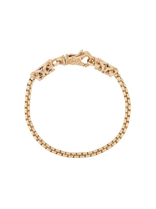 Emanuele Bicocchi Venetian chain bracelet in gold