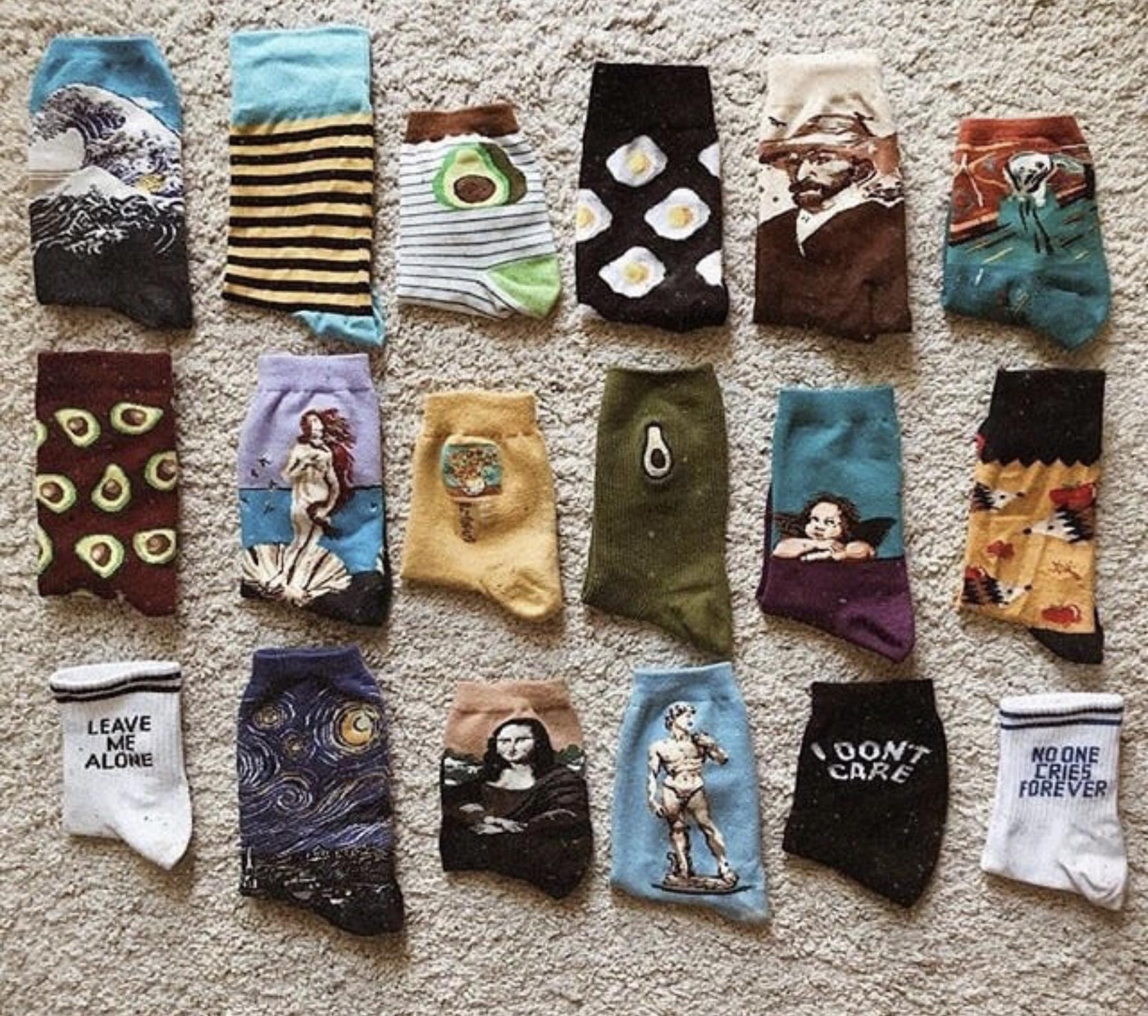 socks tumblr grunge art vincent van gogh painting vintage