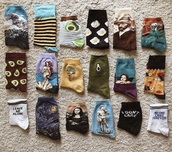 socks,tumblr,grunge,art,vincent van gogh,painting,vintage