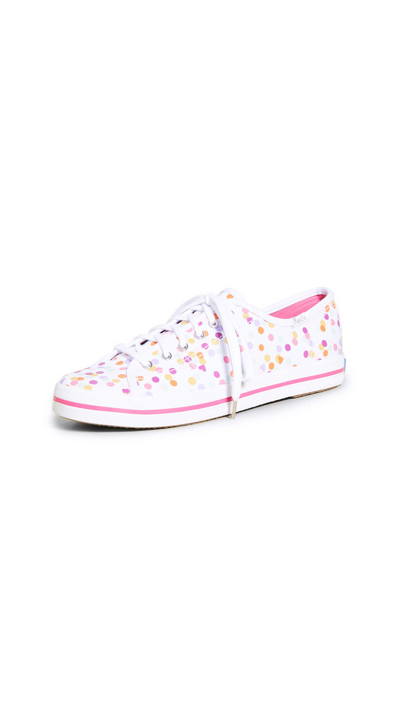 Keds x Kate Spade New York Kickstart Confetti Sneakers in multi