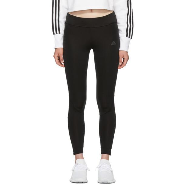 adidas Originals Black Own The Run Leggings