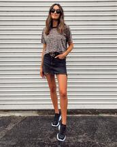 top,skirt