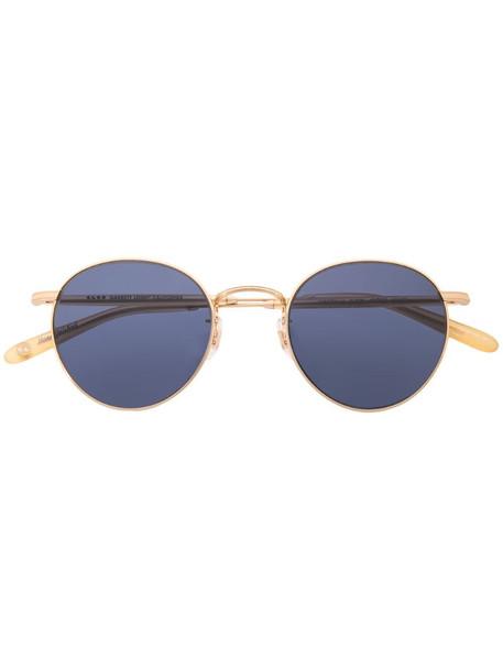 Garrett Leight Wilson M sunglasses in gold