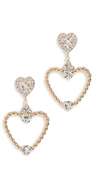 DANNIJO Amorette Earrings in gold
