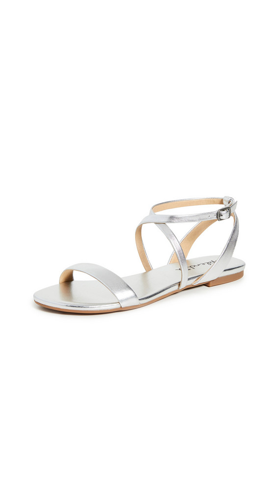 Splendid Susannah Sandals in silver