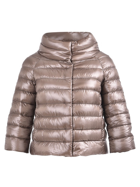 Herno Sofia Jacket in brown