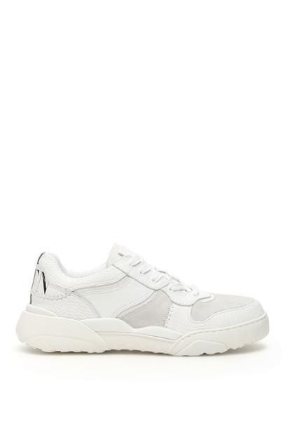 Valentino Vltn Sneakers in bianco