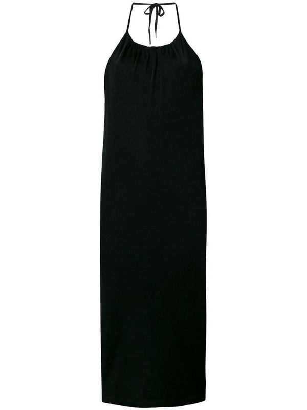 Moschino Pre-Owned fitted dress in black