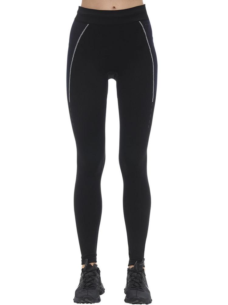 FALKE Technical Leggings in black
