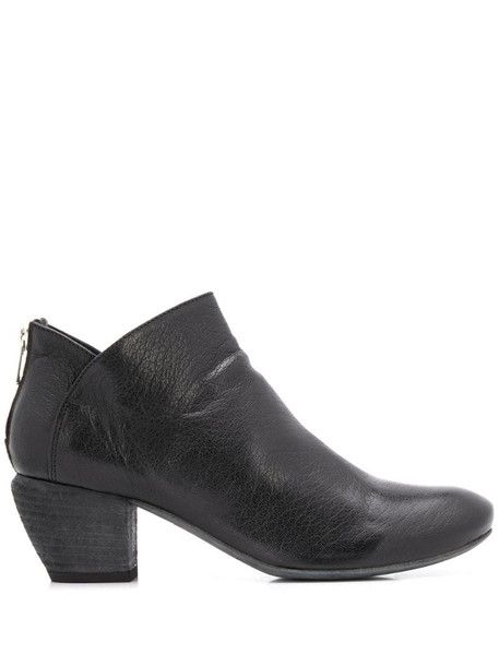 Officine Creative Panique ankle boots in black