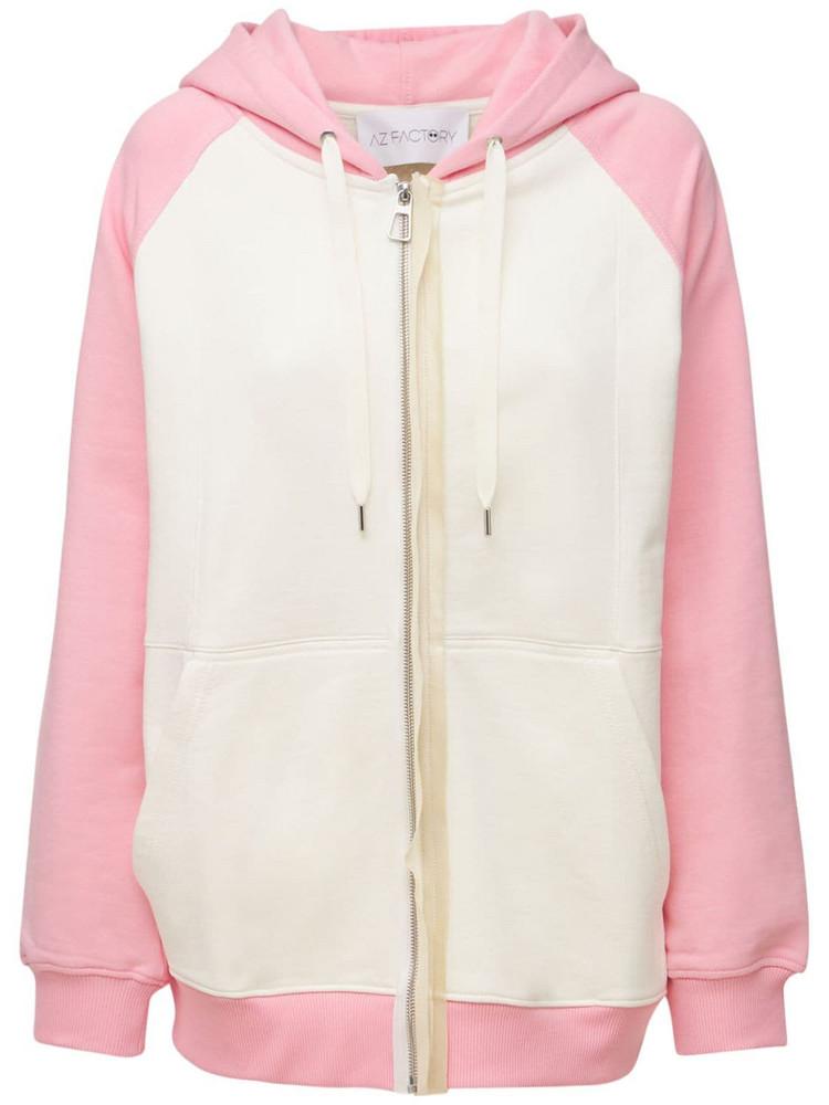 AZ FACTORY Organic Cotton Sweatshirt Hoodie