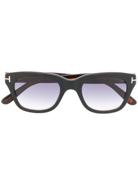 Tom Ford Eyewear Snowdon sunglasses in black
