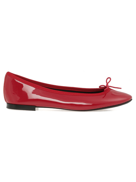 Repetto Lili Ballet Flat in red