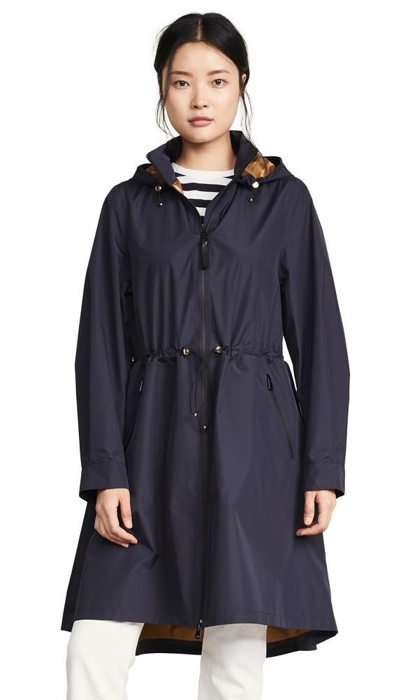 Mackage Gabi Hooded Coat in navy