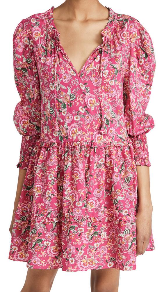 MISA Maya Dress in pink