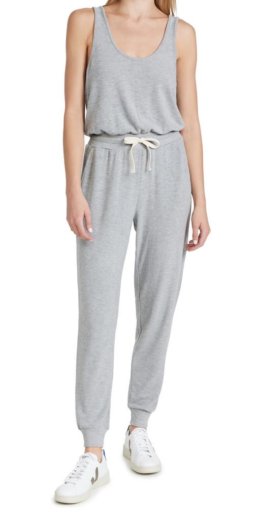 Spiritual Gangster Poppy Jumpsuit in grey