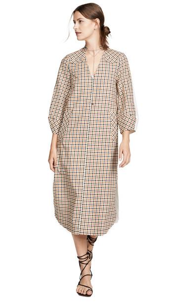 BAUM UND PFERDGARTEN Adwoa Dress in brown