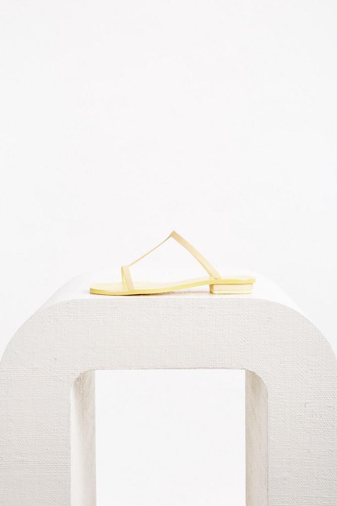 Cult Gaia Ines Sandal - Lemonade (EXCLUSIVE)                                                                                               $298.00