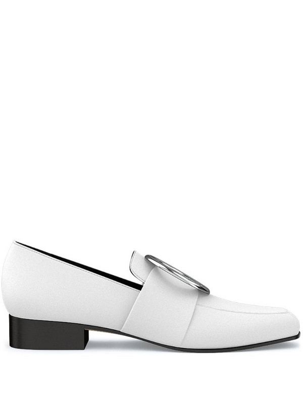 Dorateymur Harput loafers in white