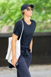 top,black,t-shirt,maria sharapova
