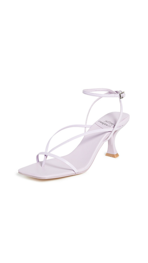Jeffrey Campbell Fluxx Sandals in lilac
