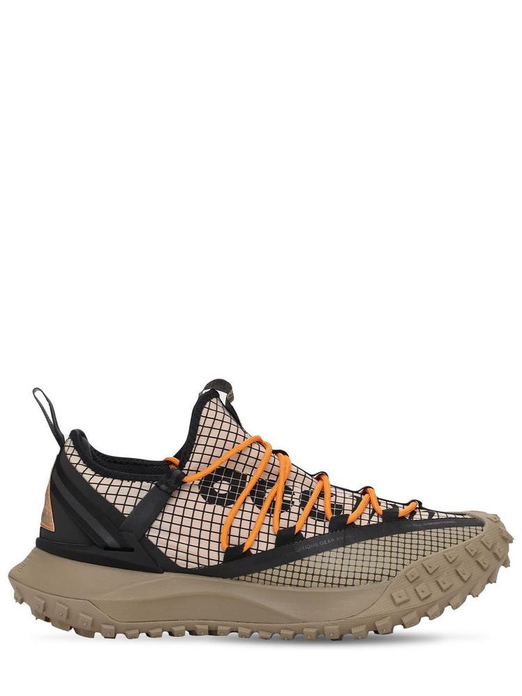 NIKE ACG Mountain Fly Low Sneakers in black