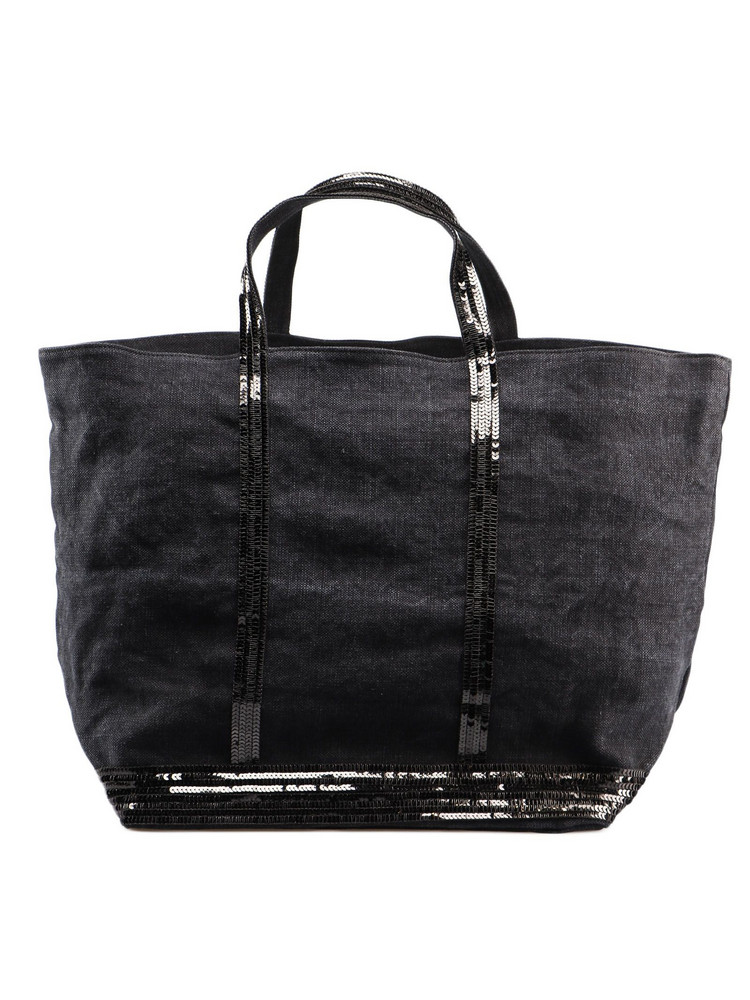 Vanessa Bruno Sequin Embellished Tote in noir