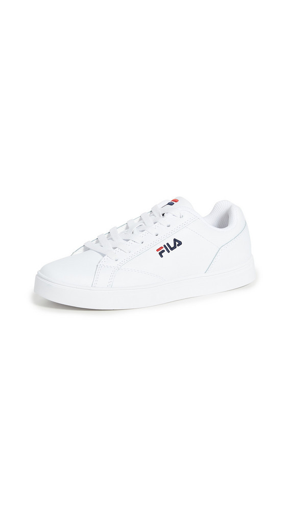 Fila Exclusive Original Court Sneakers in navy / red / white