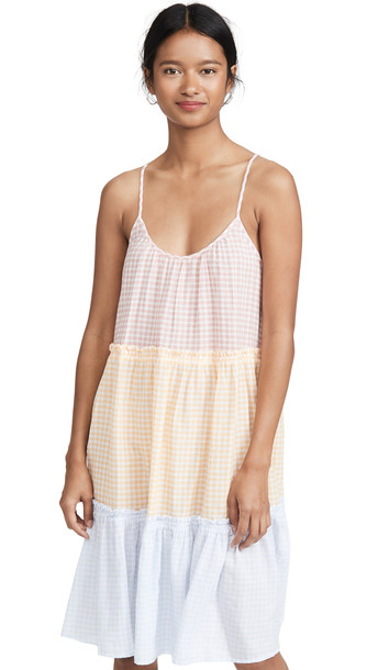 Madewell Tiered Sleep Dress