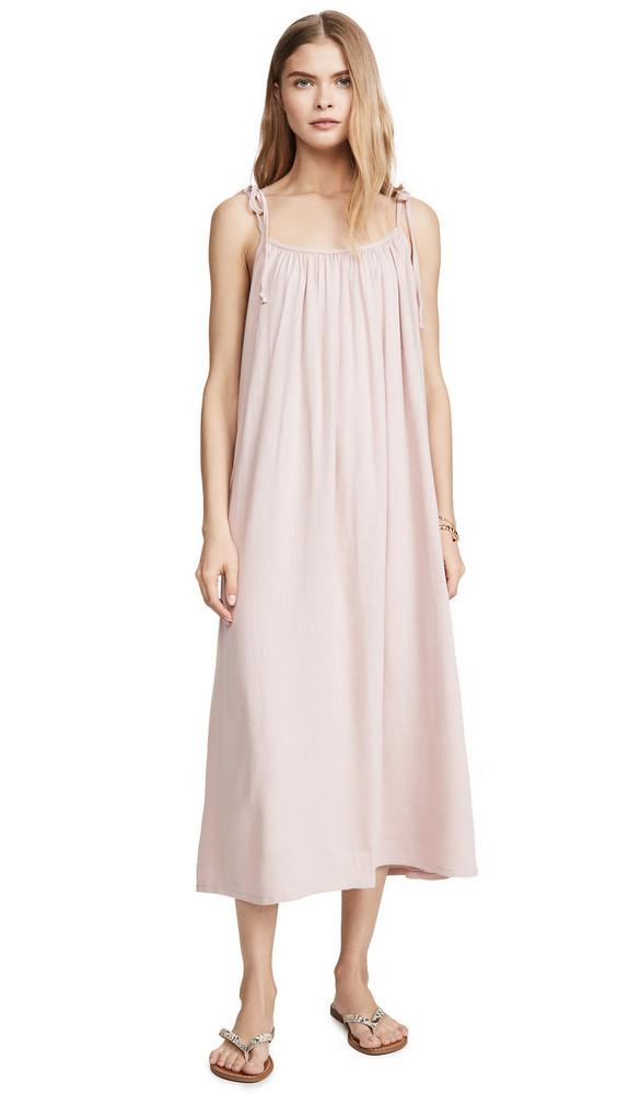 Rachel Pally Linen Caity Dress in rose