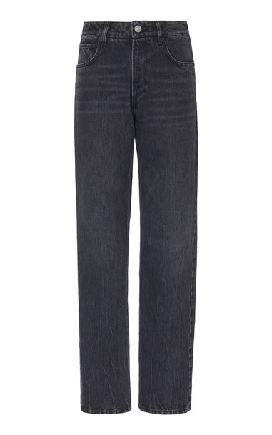 Balenciaga Slim V Jeans in black