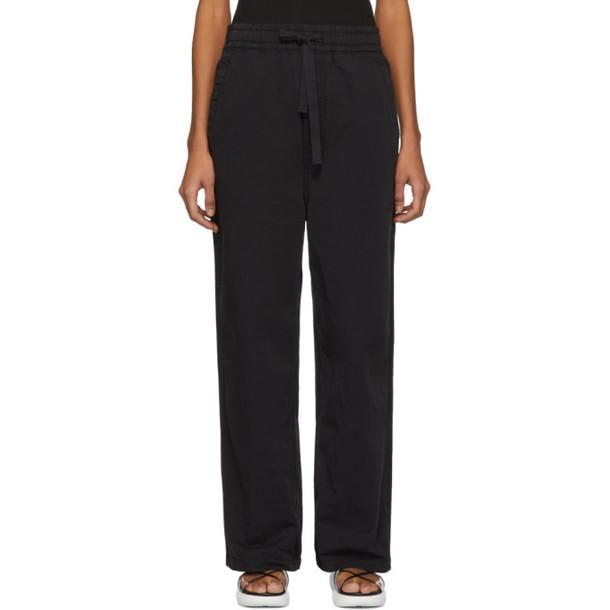 McQ Alexander McQueen Black Miami Trousers