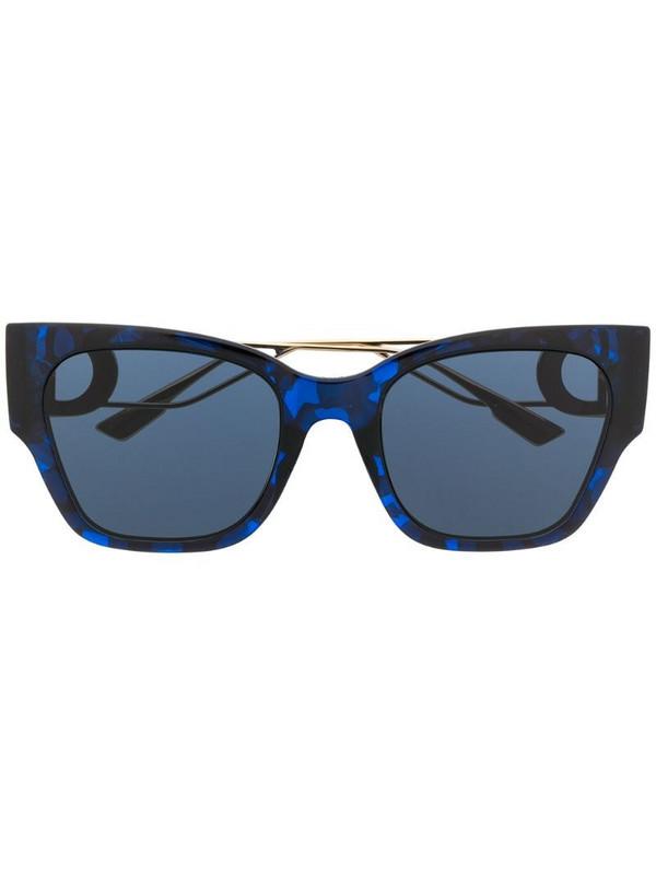 Dior Eyewear 30Montaigne cat-eye sunglasses in black