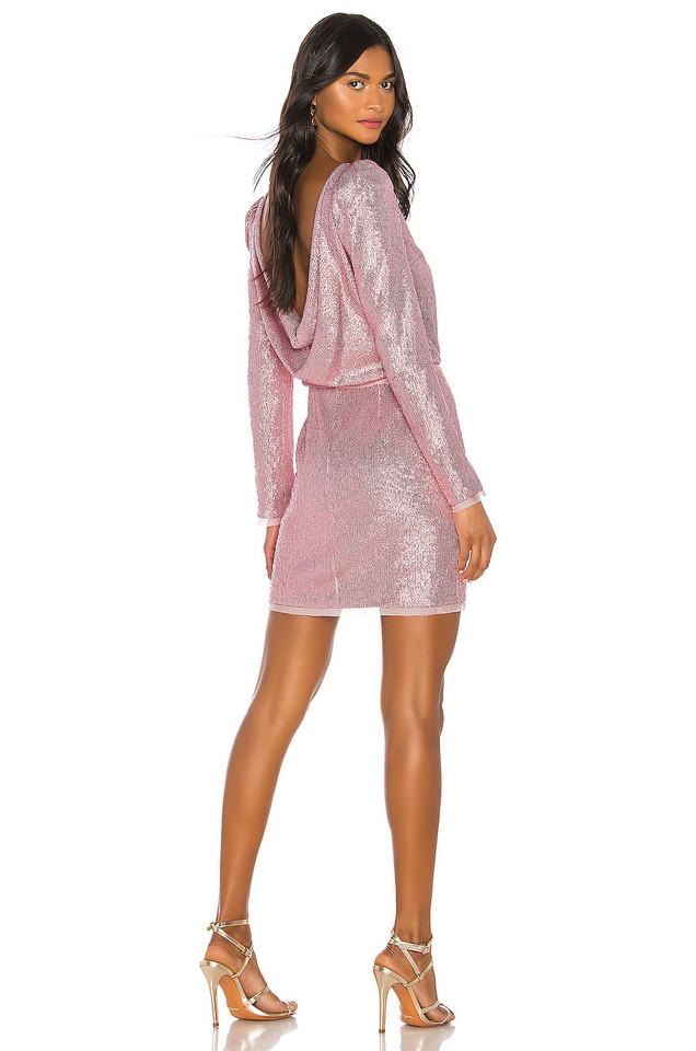 RACHEL ZOE Cadence Dress in pink