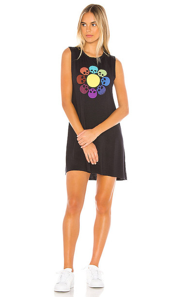 Lauren Moshi X REVOLVE Deanna Dress in Black