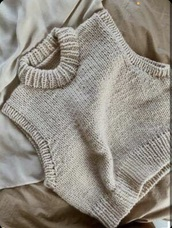 sweater,off-white,knitwear,knitted top,vest