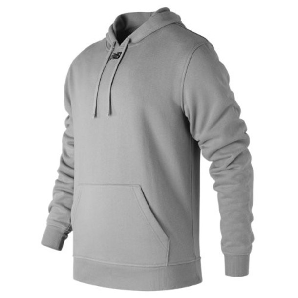 New Balance 502 Men's Baseball Sweatshirt - Grey (TMMT502ALY)